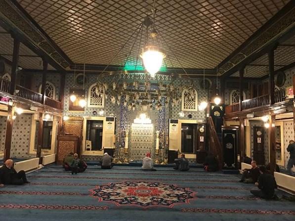 Kadıköy Osmanağa Camii