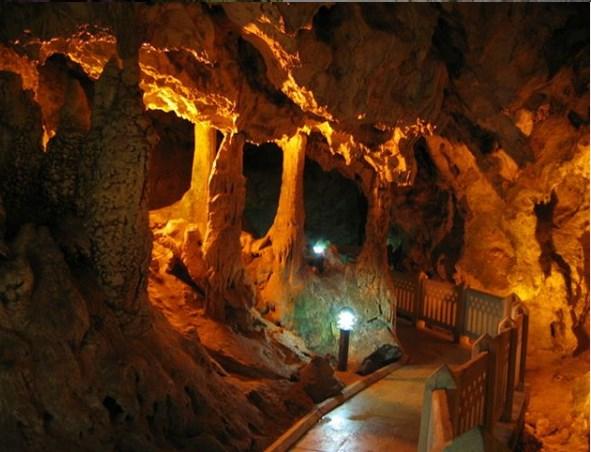 """""""Karain Mağarası"""