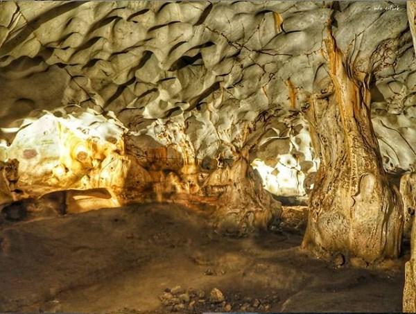 """""""Karain Mağarası resimleri"""