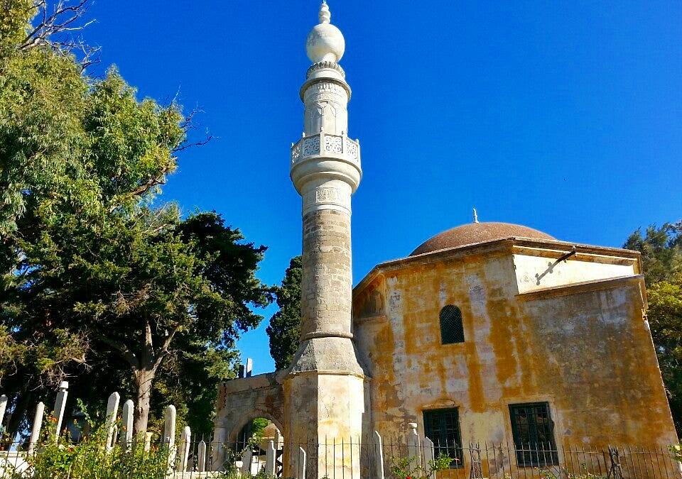Osmanlı Mezarlığı