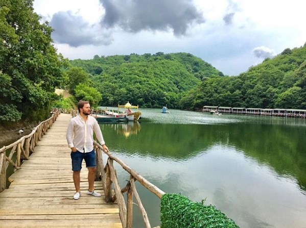 Saklı Göl Cenneti