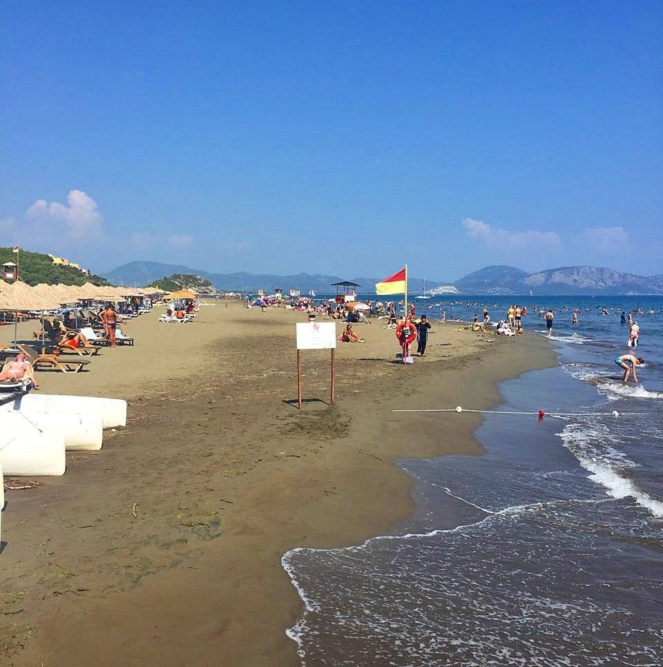Sarıgerme Plajı Nerede Nasıl Gidilir