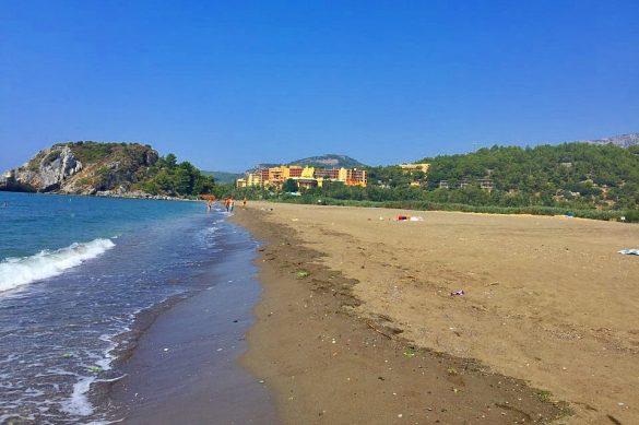 Sarıgerme Plajı