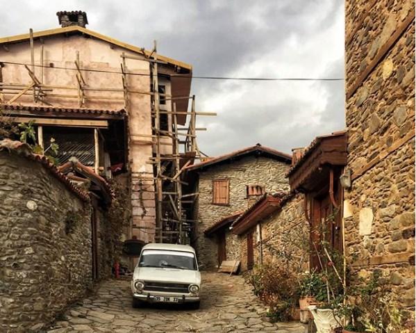 Tarihi Birgi Evleri