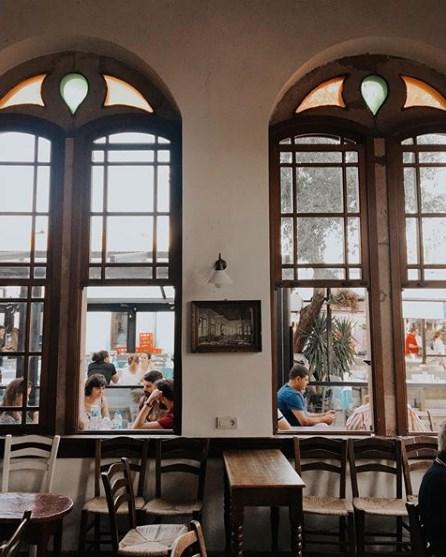 Tarihi Taş Kahve