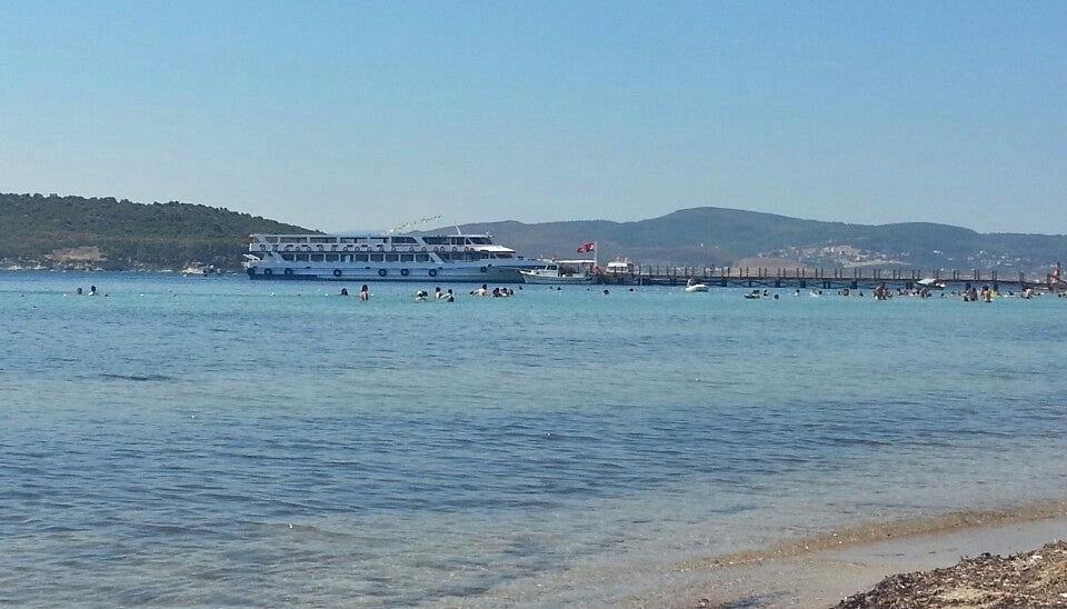 Yassıca Ada Plajı