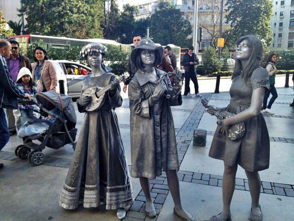 alsancak sokak sanatçıları