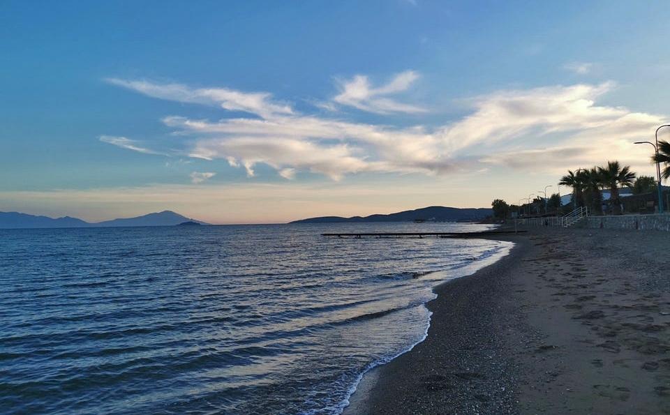 doğanbey plajı