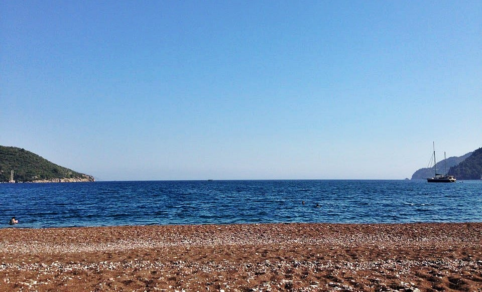 ekincik plajı