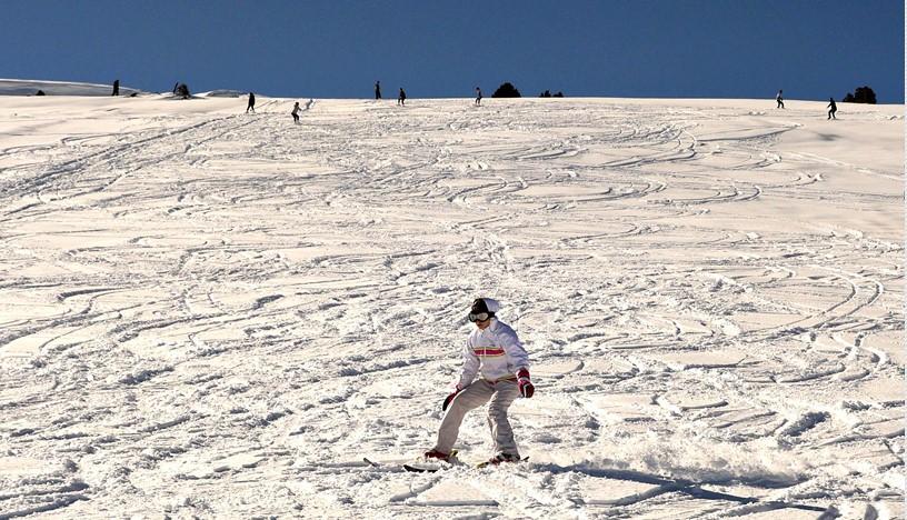 Ermenek Bozdağ Kayak Merkezi