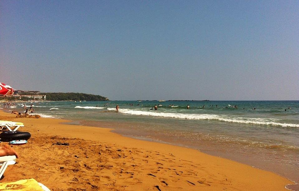 incekum Plajı