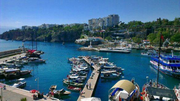Antalya Kaleiçi Marina