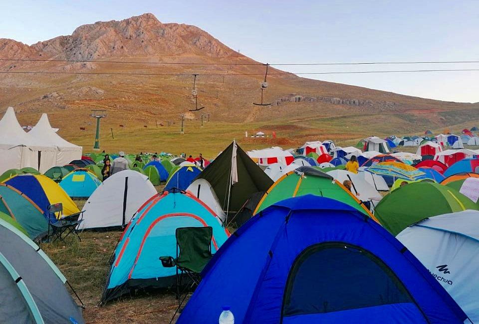 Saklıkent Kamp Alanı