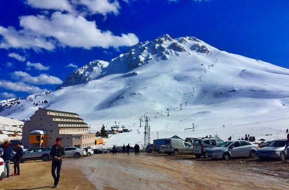 Muğla Saklıkent Kayak Merkezi