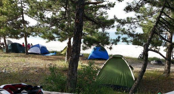 salda gölü kamp alanı