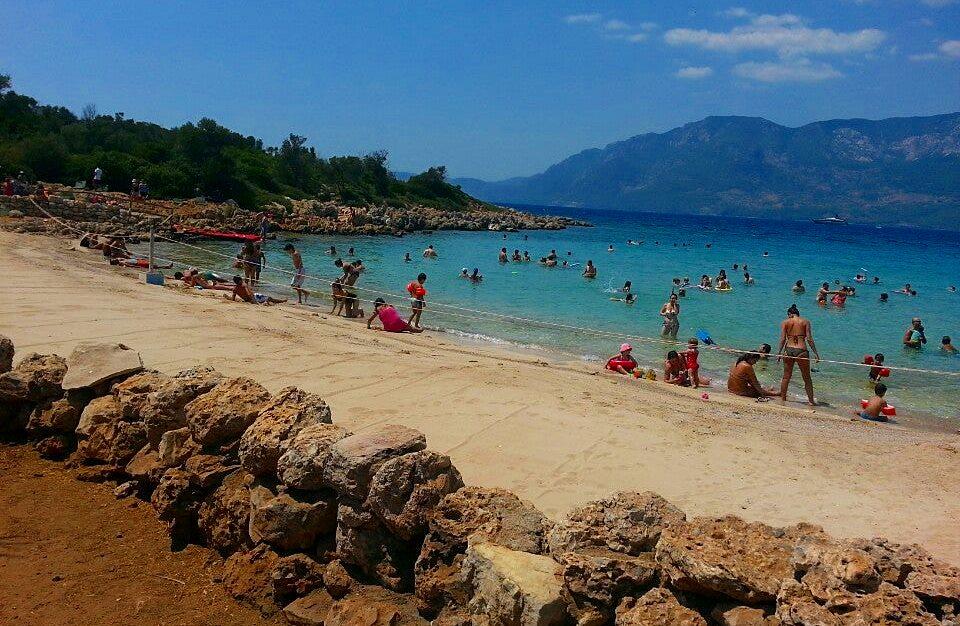 Sedir Adası (Kleopatra Plajı) Muğla