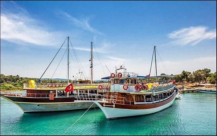 Dikili Tekne Turları