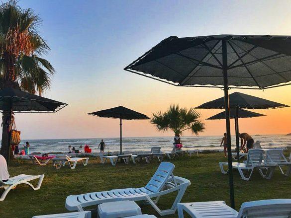 yoncaköy plajı