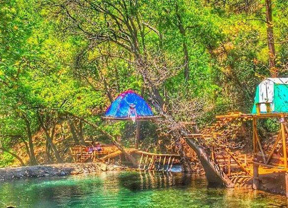 yuvarlakçay kamp alanı