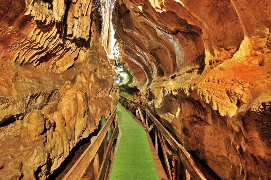 Çal Mağarası - Trabzon Mağarası