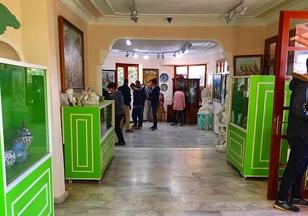 İzmir Ümran Baradan Güzel Sanatlar Müzesi