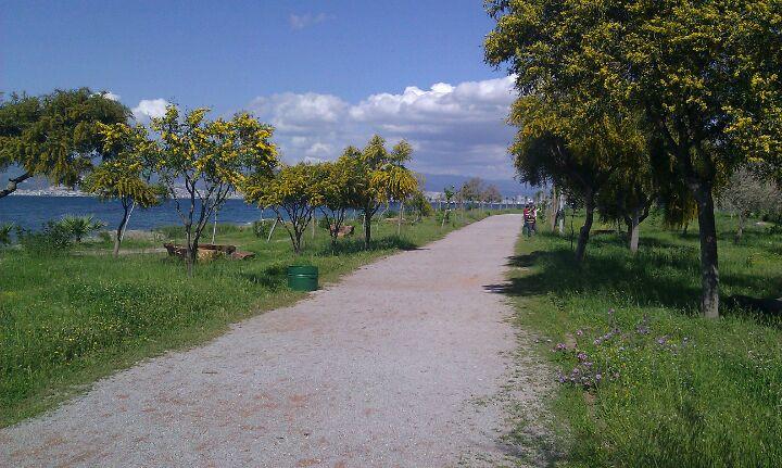 İnciraltı Kent Ormanı İzmir