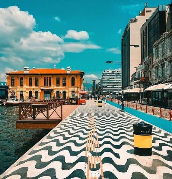 İzmir Kordon Nerede