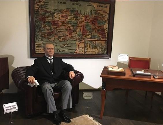 Kemalpaşa Atatürk evi