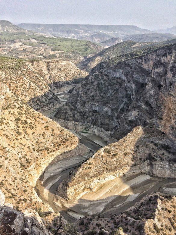 Aydın Arapapıştı Kanyonu