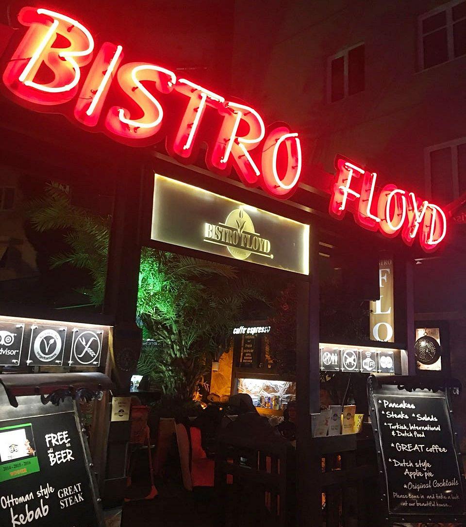 Bistro Bellman Bar