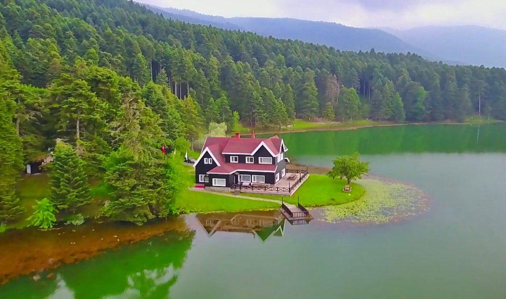 Gölcük Gölü Tabiat Parkı
