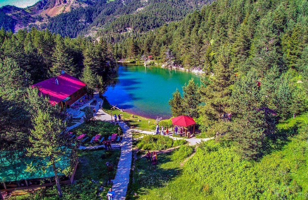 Gümüşhane Limni Gölü