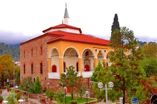 Halil Ağa Camii