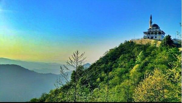Kıble Dağı Camii - Rize