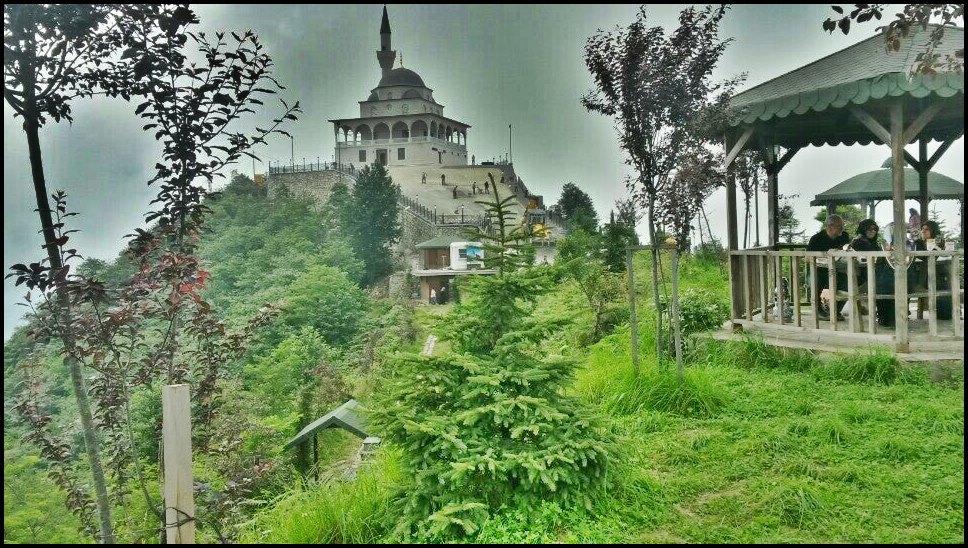 Kıble Dağı Camisi - Rize