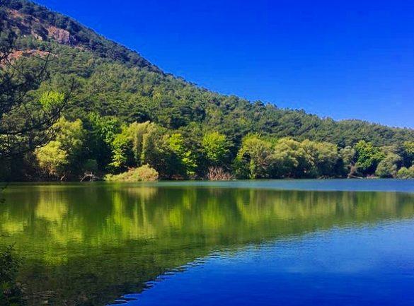 Karagöl Tabiat Parkı Karşıyaka