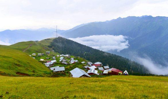 Trabzon Kiraz Yaylası