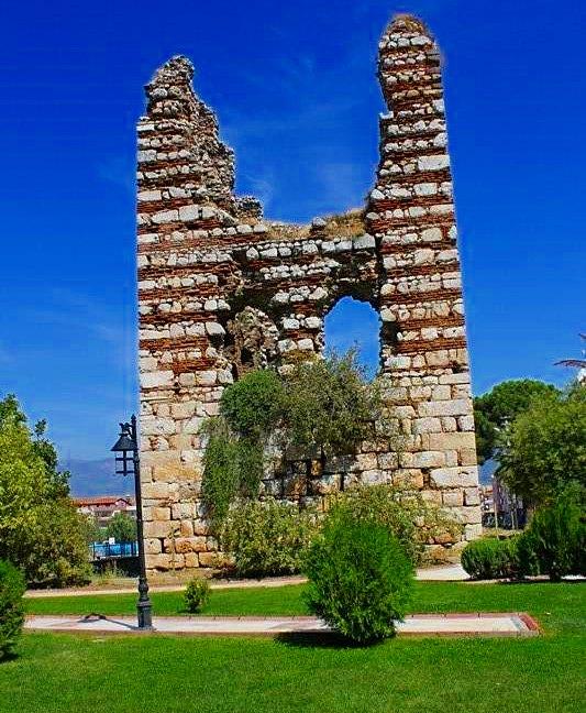 Nymphaion – Nif Sarayı-Kız Kulesi – Laskaris Sarayı