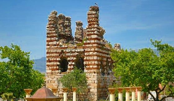 İzmir Nymphaion – Nif Sarayı-Kız Kulesi – Laskaris Sarayı
