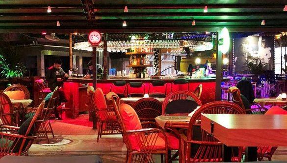 Queens Garden Bar
