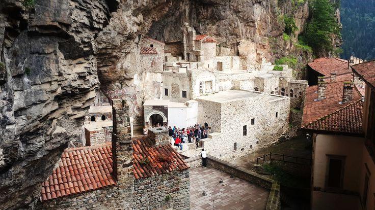 Sümela Manastırı Trabzon