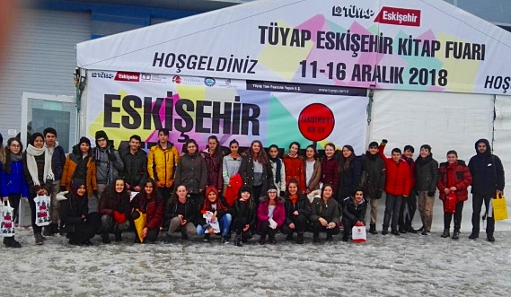 TÜYAP Eskişehir Kitap Festivali Fuarı