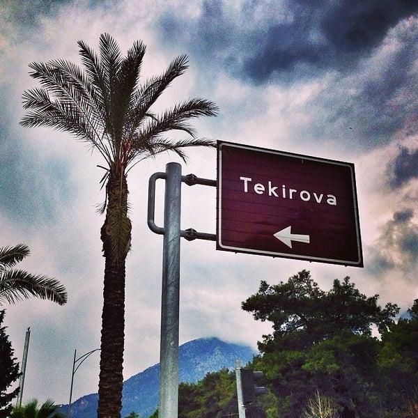 Tekirova
