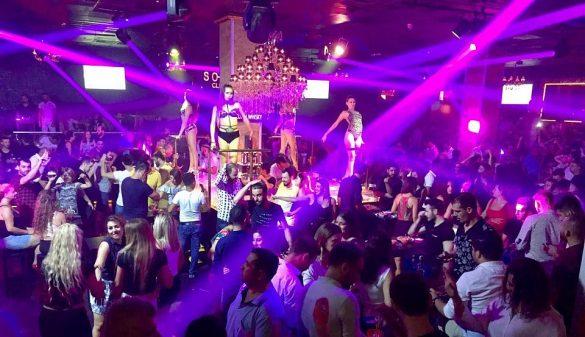 Antalya Gece Hayatı