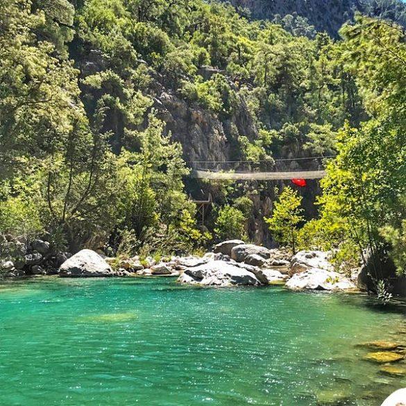 Antalya Göynük Kanyonu