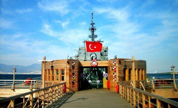 İnciraltı Deniz Müzesi