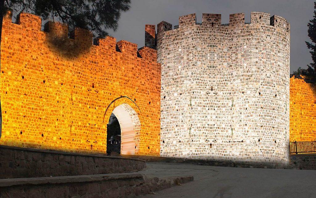 kadifekale tarihi yerleri