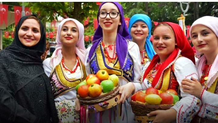 karadeniz festivalleri