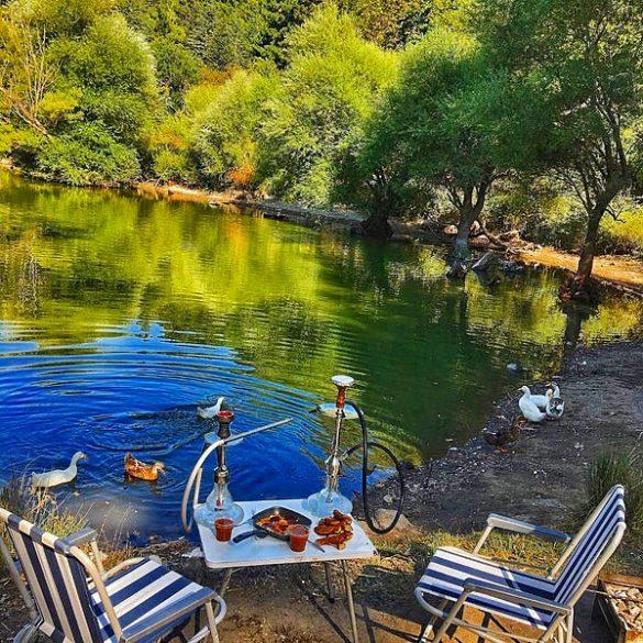 Karagöl Tabiat Parkı Keyif
