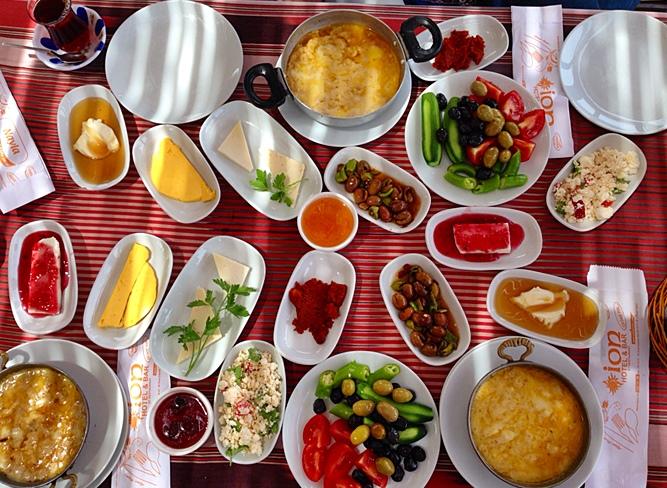 Trabzon Boztepe Kahvaltı
